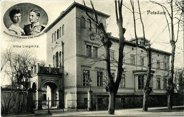 Plik: Villa Legnica;  około 1920.jpg